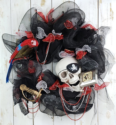 Gasparilla Skull and Sword
