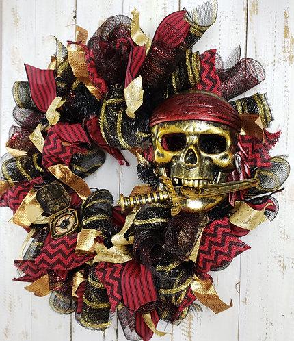 Gasparilla Skull and Dagger