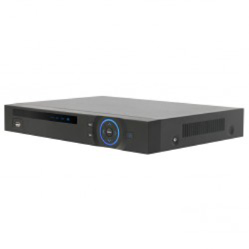 4 Channel Mini 1U Tribrid HD-CVI/IP/CCTV 720/1080p DVR