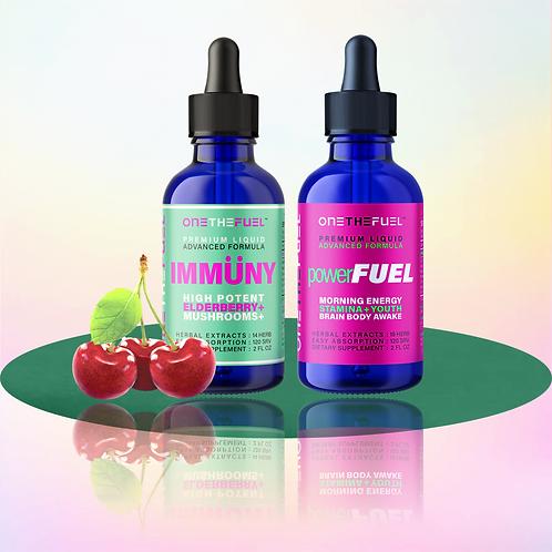 Immuny™ + Power Fuel™
