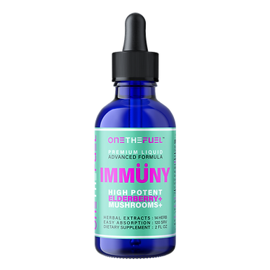 Immuny™ Vegan Extra Effect Immune System Booster + All Natural Immunity Energy