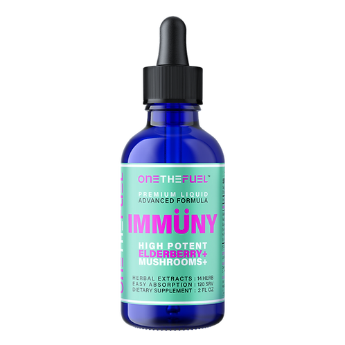 Immuny™ Vegan Extra Effect Immune System Booster + All Natural Immunity Energy