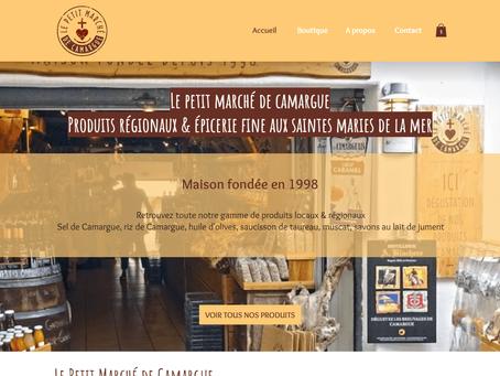 Création de site web E-commerce