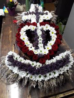 croix camarguaise christi'flor