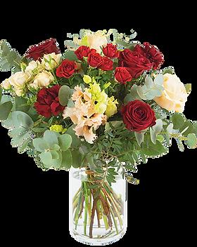 bouquet de fleur lily | christi'flor | s