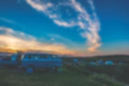 Statfold Barn Festival-Vehicles Parked on Field