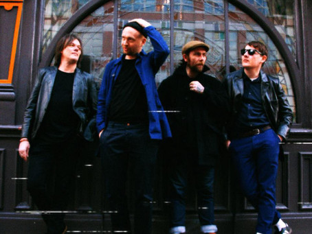 Brummie Rockers The Twang are confirmed for Saturday 15th August