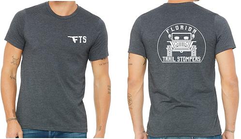 FTS - White Print Shirt