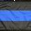 Thumbnail: ★Thin Blue Line Flag★