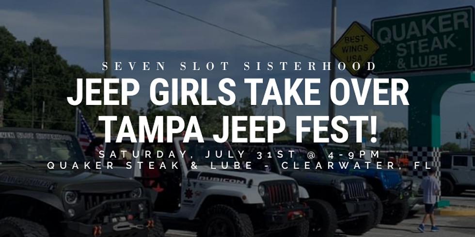 SSS Invades Tampa Bay Jeep Fest 7.31.21