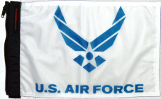★Air Force Flag White★