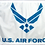Thumbnail: ★Air Force Flag White★