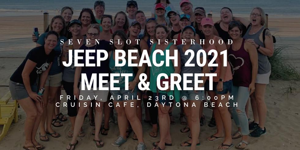 SSS Jeep Beach 2021 Meet & Greet
