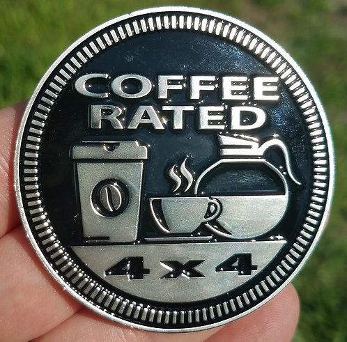 Badge - Coffee