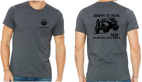 Motley Crew - Black Print Shirt