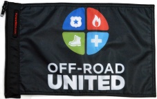 ★Off-Road United Flag★