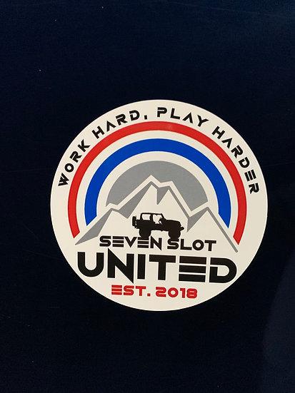 SSU Logo Decal