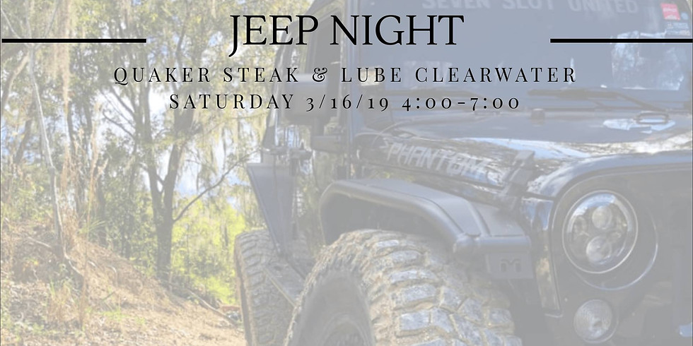 Jeep Night - Show n Shine