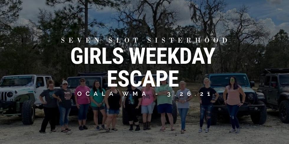 SSS Weekday Escape - Ocala WMA 3.26.21