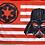 Thumbnail: ★Star Wars Vader Imperial Flag★