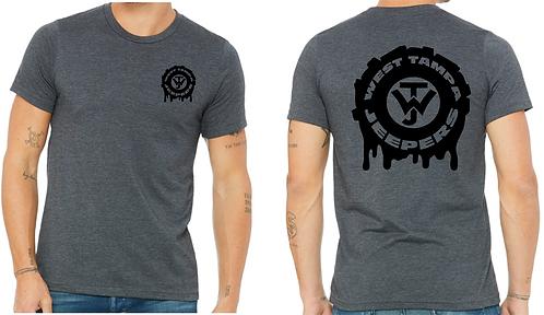 WTJ - Black Print Shirt