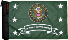 ★Army Served With Pride Flag★