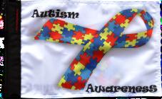 ★Autism Awareness Flag★