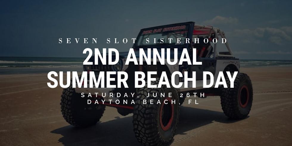 SSS/SSU Summer Beach Day