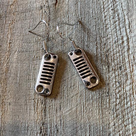 JK Hanging Earrings