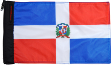 ★Dominican Republic Flag★