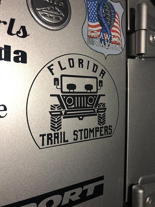 FTS Vehicle Vintage Logo