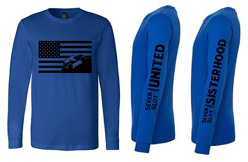 Jeep Flag -Long Sleeve