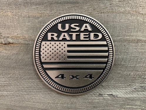 Badge - USA Rated