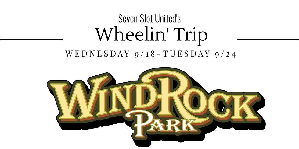 SSU's Wheelin' Trip to WindRock