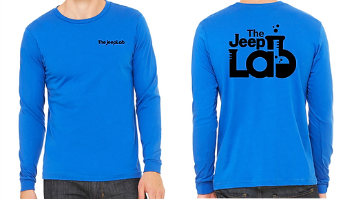JeepLab - Black Print Long Sleeve