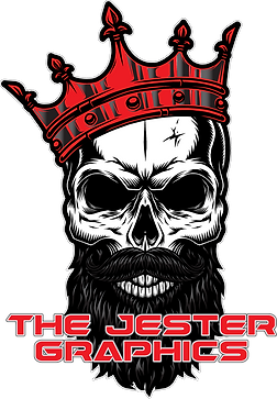 THE JESTER GRAPHICS Final 2020 Gray & Re