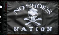 ★No Shoes Nation Flag★
