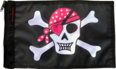 ★Pink Pirate Flag★