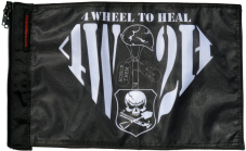 ★4 Wheel to Heal Flag★