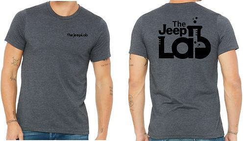 JeepLab - Black Print Shirt