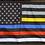 Thumbnail: ★USA Subdued Protect The 3 Flag★