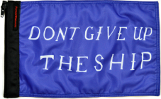 ★Don't Give Up The Ship Flag★