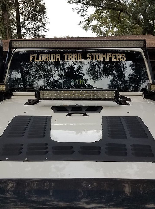 Florida Trail Stompers Banner Standard Colors