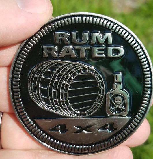 Badge - Rum