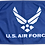 Thumbnail: ★Air Force Flag Blue★
