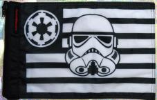 ★Star Wars Stormtrooper Imperial Flag★