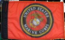 ★Marines Emblem Flag★