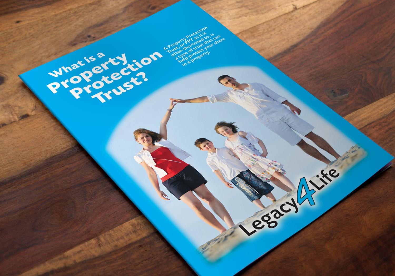 Leaflet/Brochure Design & Print