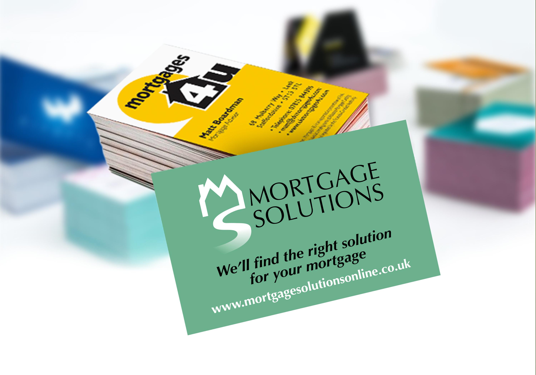 Business Card Design & Print