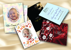 Invitations - Weddings, Birthdays...
